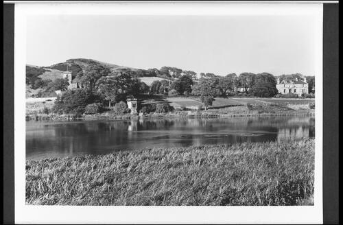 Duddingston Loch and Kirk.