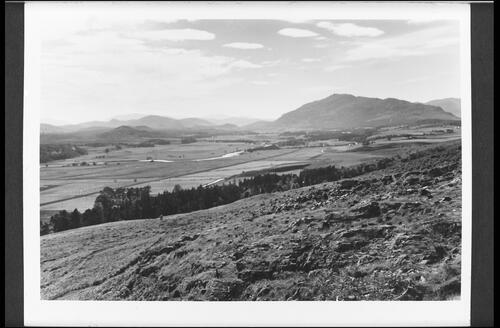 Kingussie and the Cairngorms.
