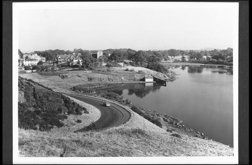 Village and Loch, Duddingston.