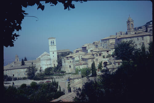Assisi, Italy.