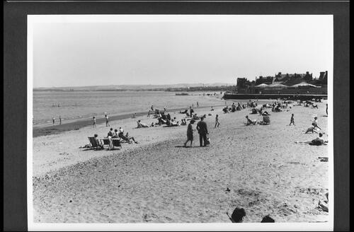 The Beach, Portobello.
