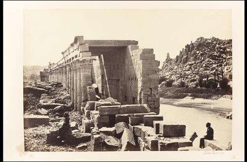 The Colonnade, Philae.