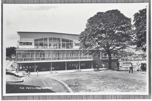 The Pavilion, Dunoon.