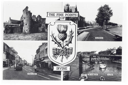 The Fine Points of Irvine.