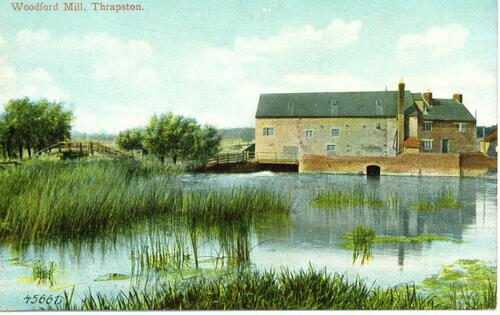 Woodford Mill, Thrapston.