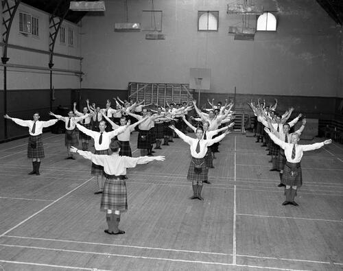 Highland Dance Class, St Andrews