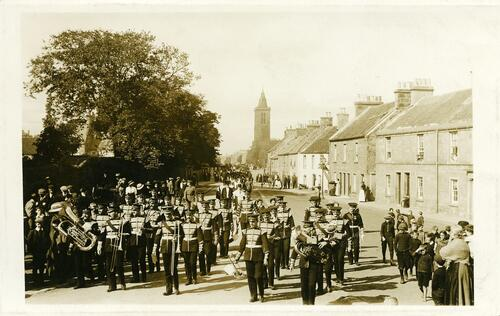 Band, North Street, St Andrews.
