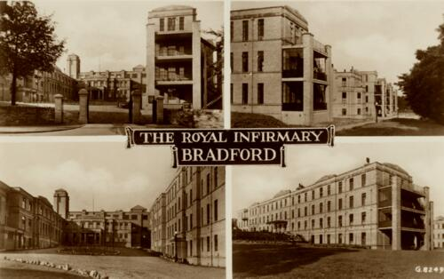The Royal Infirmary, Bradford.