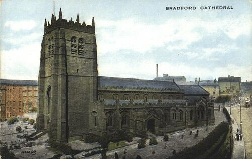 Bradford Cathedral.