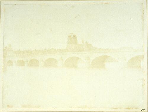 The Bridge of Orleans.