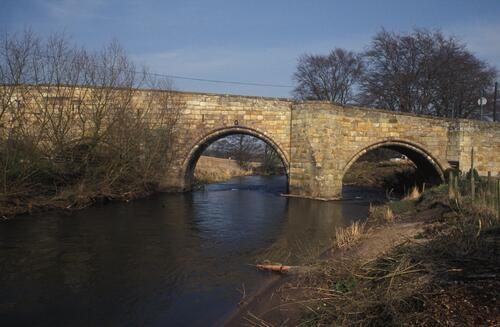Dairsie Bridge.
