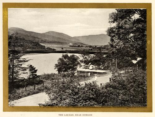 The Lochan, near Dunoon.