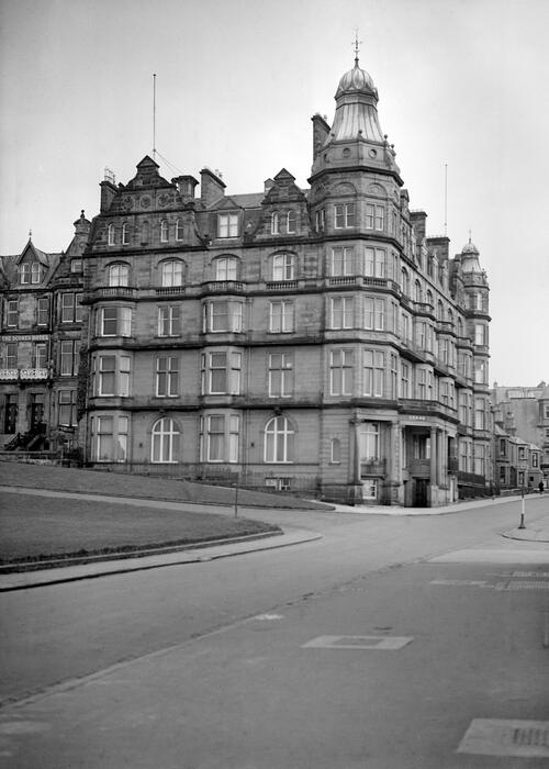 Grand Hotel, St Andrews.