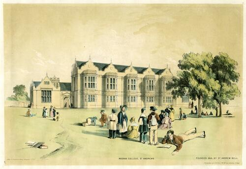 Madras College, St Andrews.