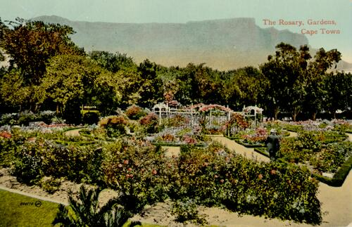 The Rosary, Gardens, Cape Town.