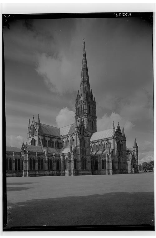 The Cathedral, Salisbury.
