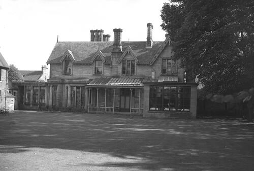 West Park Hotel, St Andrews.