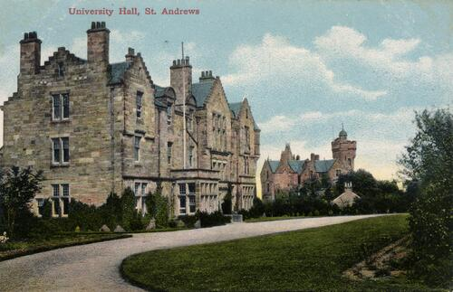University Hall, St Andrews.