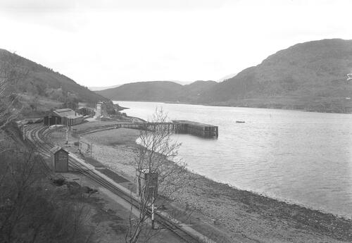 Strome Ferry, Loch Carron.