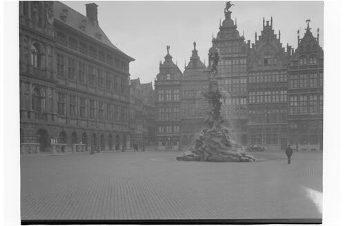 Antwerp Town Square.