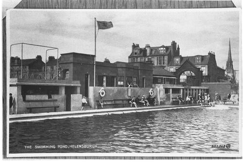 The Swimming Pool, Helensburgh.