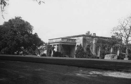 The Tykhana, the British Residency, Lucknow.