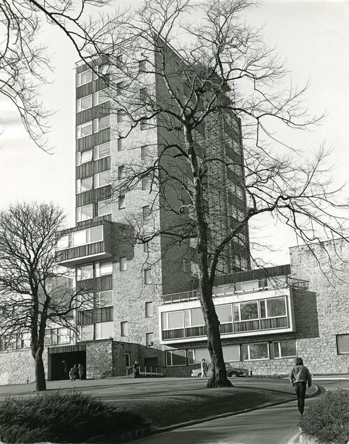 University Tower, Dundee.