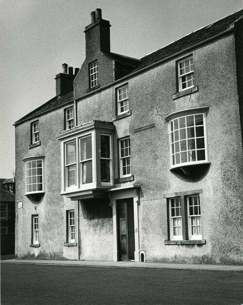 West House in South Street,Elie.
