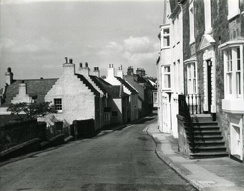 A part of South Street, Elie.