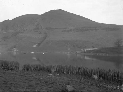 Duddingston Loch & Arthur's Seat