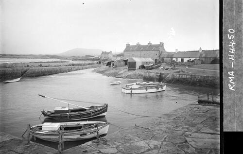 Sandside Harbour, Reay.