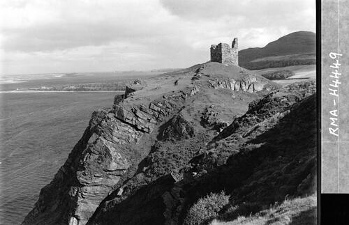 Castle Varrich, Kyle of Tongue.