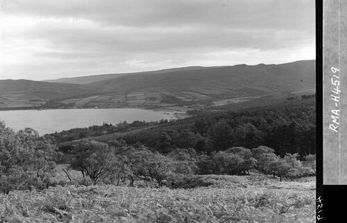 Brodick Bay, view towards South.