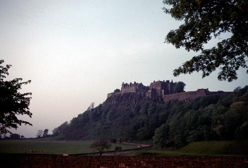 Stirling Castle (from South).