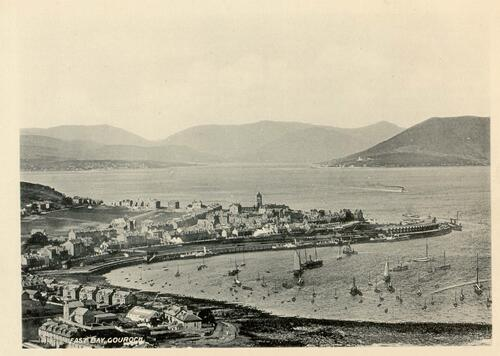 East Bay, Gourock.