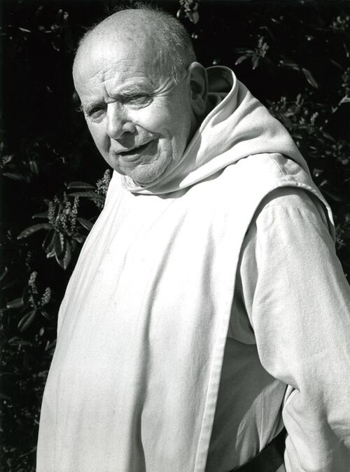 Fr Ninian, Pluscarden Priory.