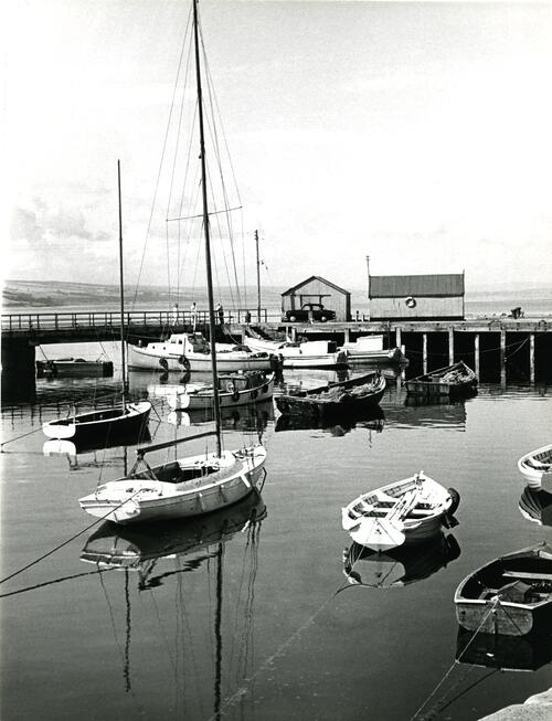 The Harbour, Cromarty.