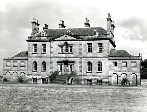 Cromarty House.