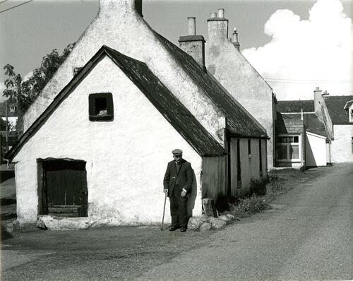 The Fishertown, Cromarty.
