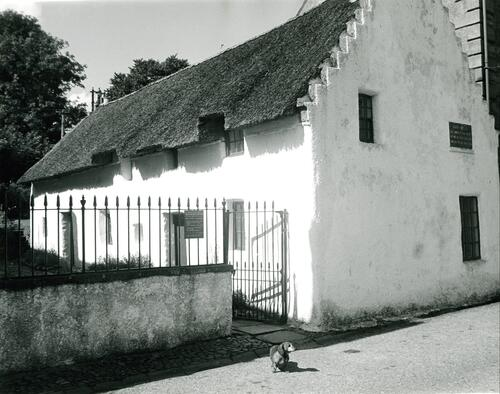 Miller's Birthplace, Cromarty.