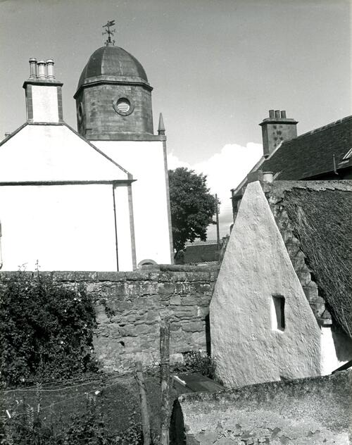 Hugh Miller's cottage, Cromarty.