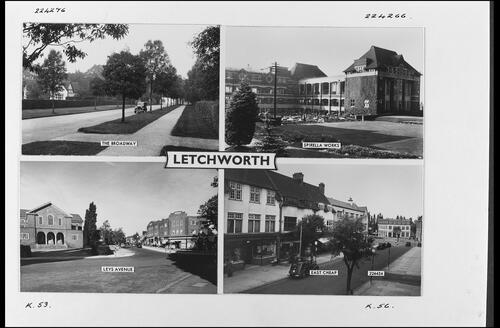 Letchworth.