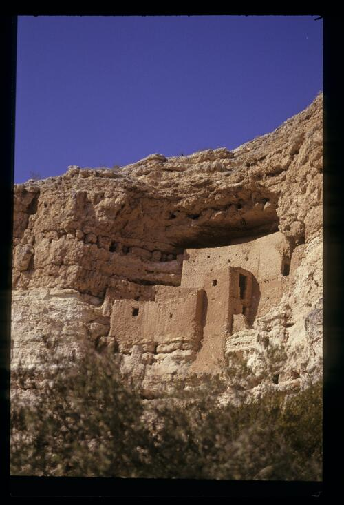 Sinagua Ruins at Montezuma Castle National Monument