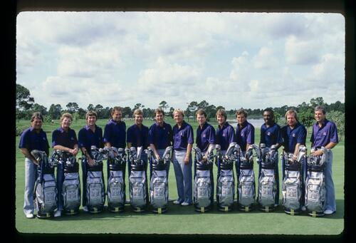 The 1983 United States Ryder Cup Team