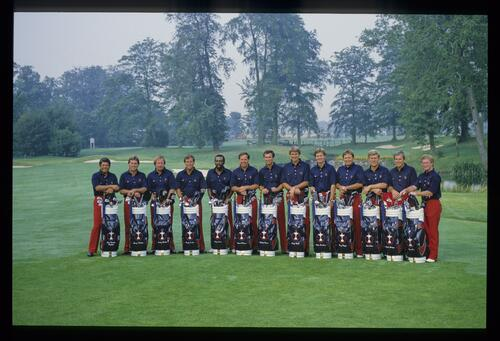 The United States Ryder Cup Team