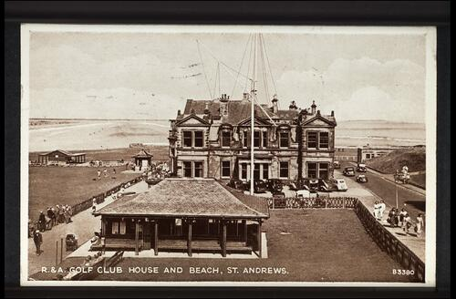 R&A Golf Club House and Links, St Andrews