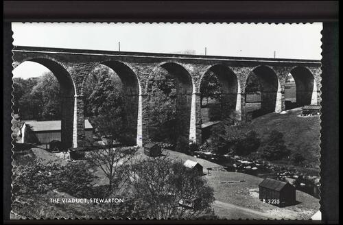 The Viaduct, Stewarton.