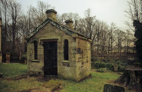 Watchhouse, Cadder Kirk.