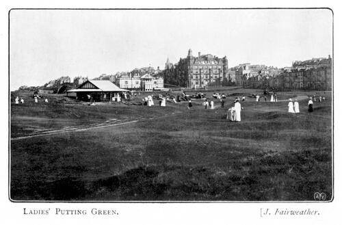 Putting Green, St Andrews.