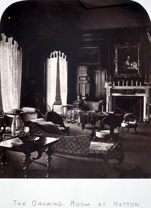 Drawing Room, Hatton House.